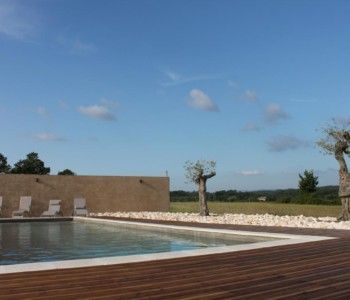 Le Laurier and Le Mûrier Holiday Homes - Swimming pool