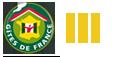 Gîte de France 3 epis