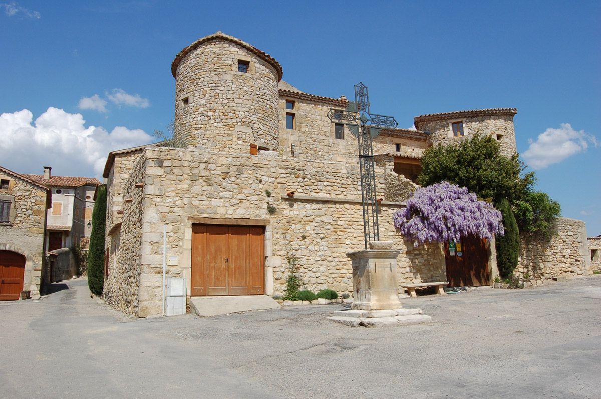 Le Château de Bessas